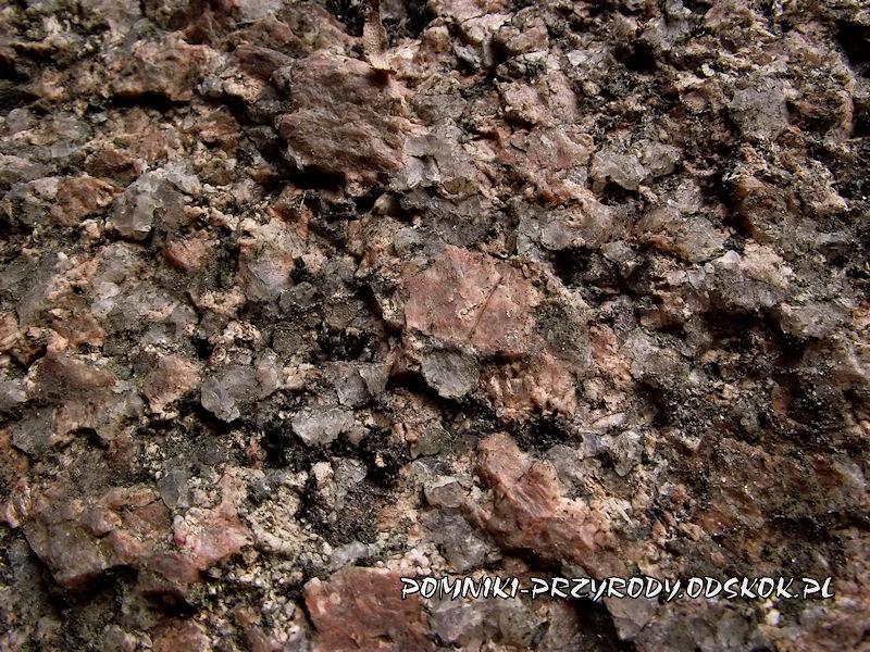 granit budujacy kamien św. Jadwigi