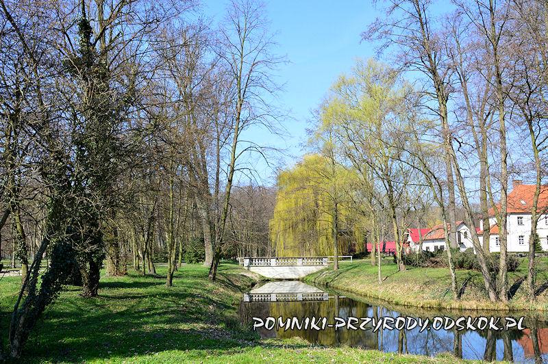 Park we Włoszakowicach