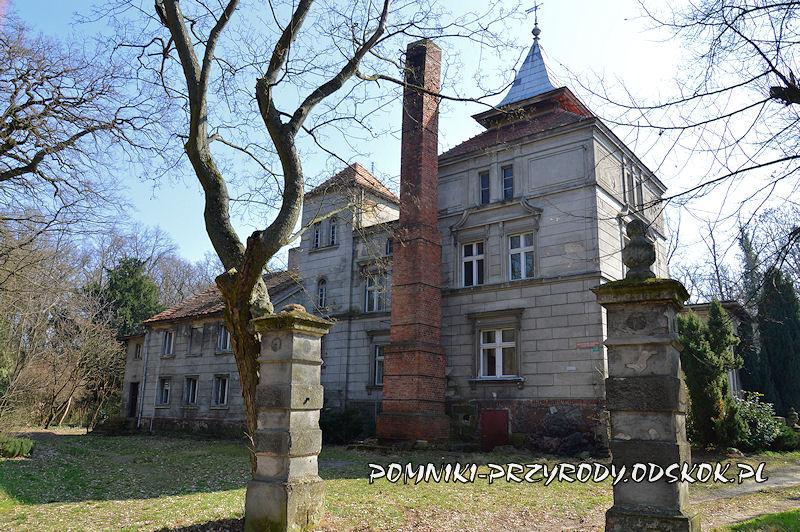 pałac w Żegrowie
