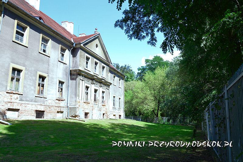 pałac w Kargowej