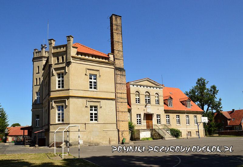 pałac w Kolsku