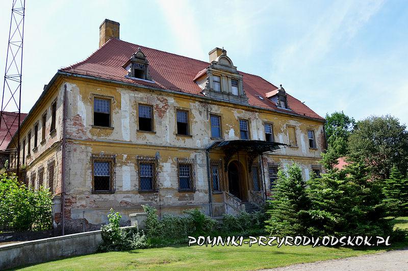 pałac w Dalkowie