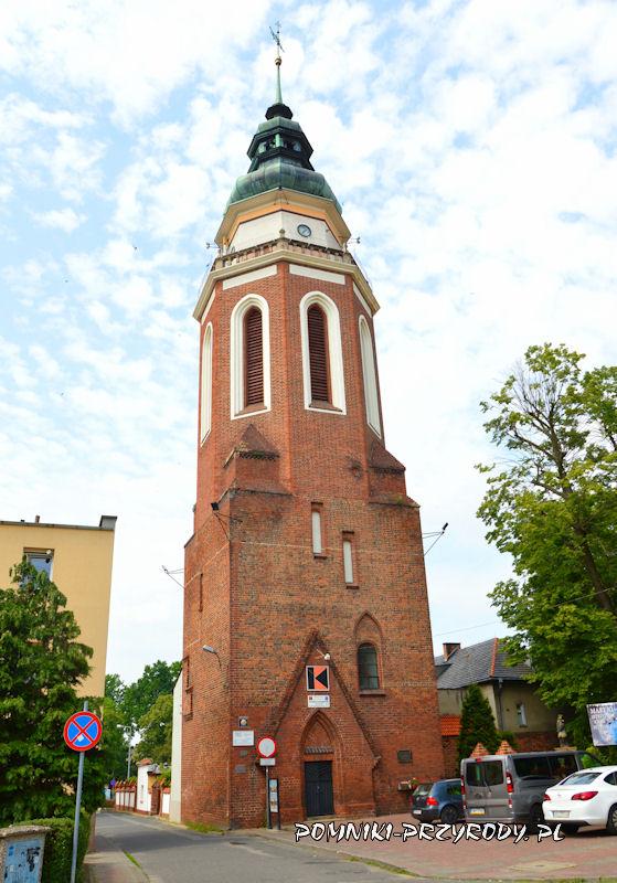dzwonnica - dawna brama miejska w Sycowie