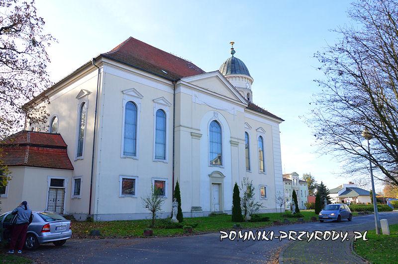 kościół ewangelicki w Sycowie