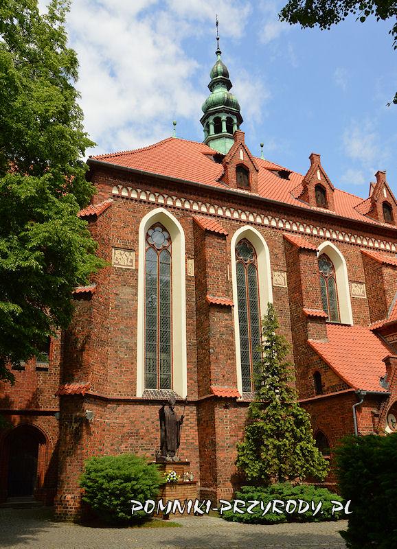 kościół parafialny w Sycowie