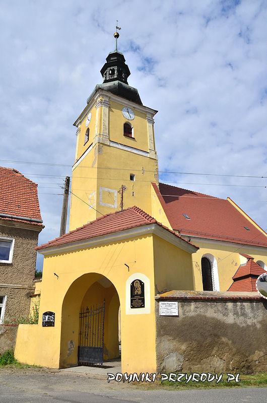 kościół w Przerzeczynie-Zdroju